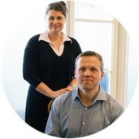NewLiner Oy, Anu Keskilä ja Johnny Larsson | Adminet kokemuksia - Admicom