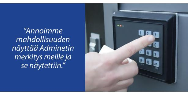 AGIS Fire Security - Admicom