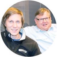A-Kumppanit - Joni ja Jukka Haapaharju | Adminet kokemuksia - Admicom