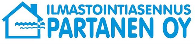 Ilmastointiasennus Partanen logo | Adminet kokemuksia - Admicom