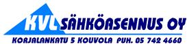 KVL Sähköasennus logo | Adminet kokemuksia - Admicom