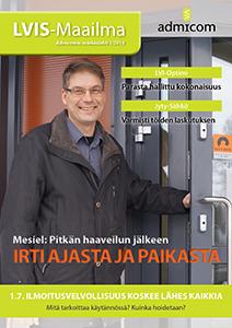 LVIS-Maailma 1/2014 - kansi
