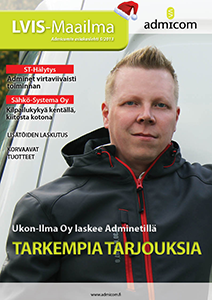 LVIS-Maailma 5/2013 - kansi