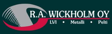 R A Wickholm logo | Adminet kokemuksia - Admicom