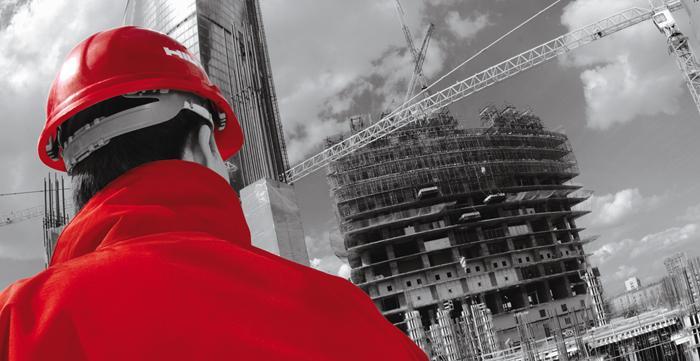 Digitalisaatio rakennusala, Blogi: Admicom, Kuva: Hilti, Moscow