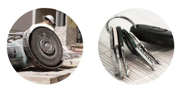 Käyttöomaisuuden hallinta - työkalut ja avaimet - Admicom