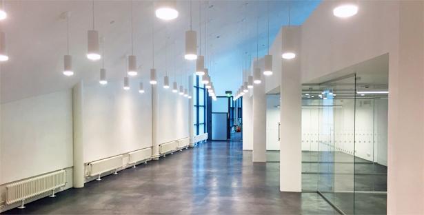 Kiasman tutkimuskeskus valaistus - Sähkö-Hakala Oy - Admicom asiakaslehti