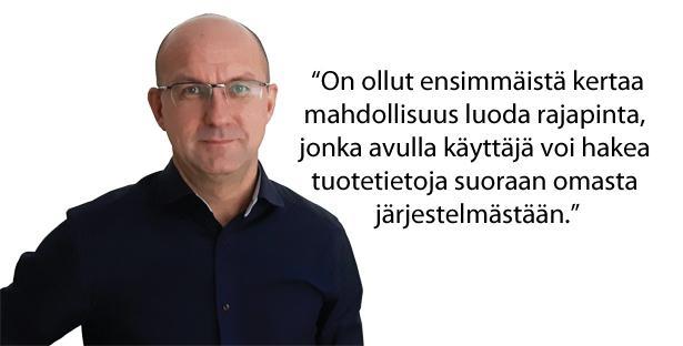 Kimmo Lehtonen - RT Tuotetieto - Admicom asiakaslehti