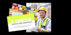 5 vinkkiä toiminnanohjausjärjestelmän hankintaan - Admicom talotekniikka ja rakentaminen blogi