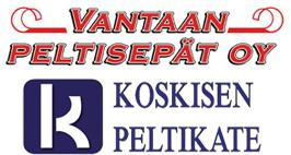 Vantaan Peltisepät ja Koskisen Peltikate logot | Adminet kokemuksia - Admicom