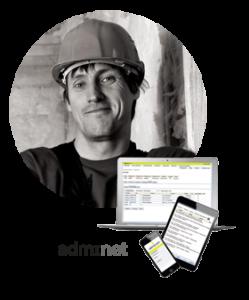 LVI ohjelmisto | Adminet LVI-alan yrityksille