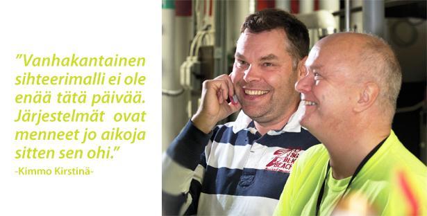 Jetitek Oy - Kimmo Kirstinä (vas) ja Väinö Jaako - LVIS-Maailma - Admicom