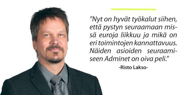 Jetitek Oy - Risto Lakso - LVIS-Maailma - Admicom