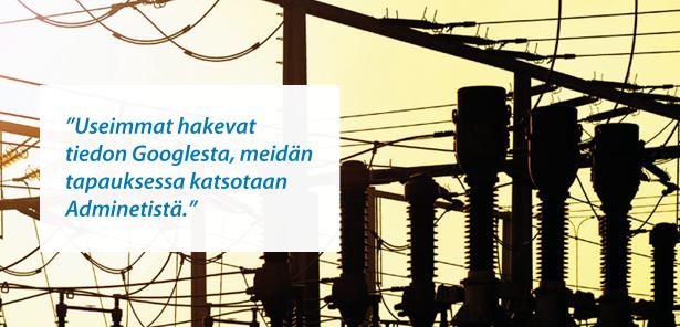 Telilän Sähkötyö - Sähkö-Sinssi - Admicom asiakaslehti