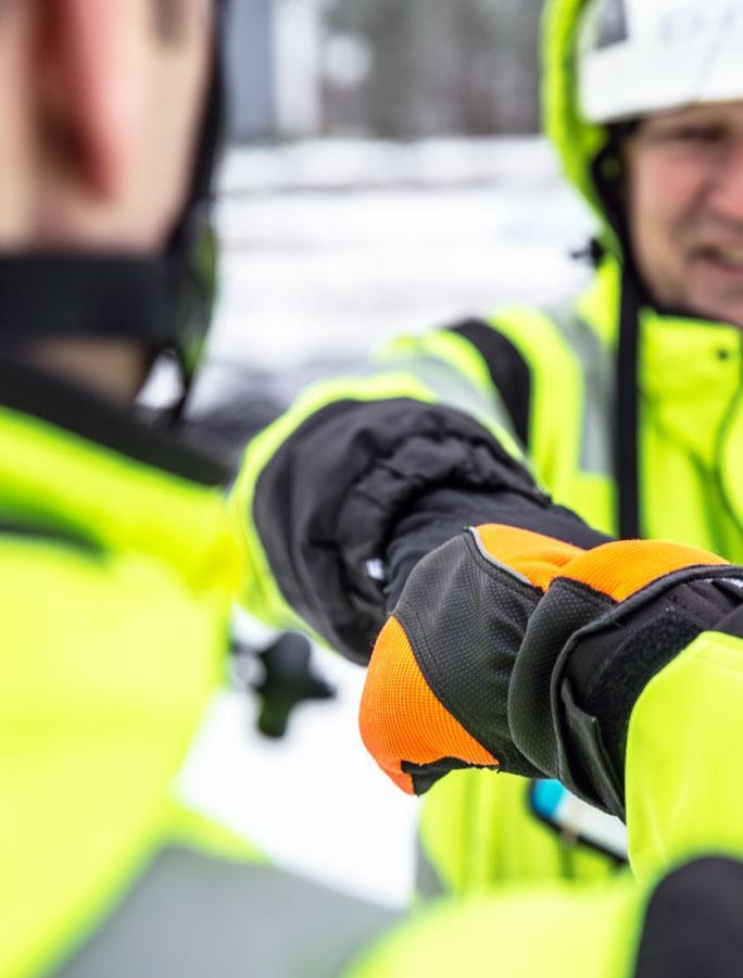 Rakennusalan ilmoitusvelvollisuus Adminetillä - Kuva: Samuel Hoisko, Rakennustoimisto PRM Oy