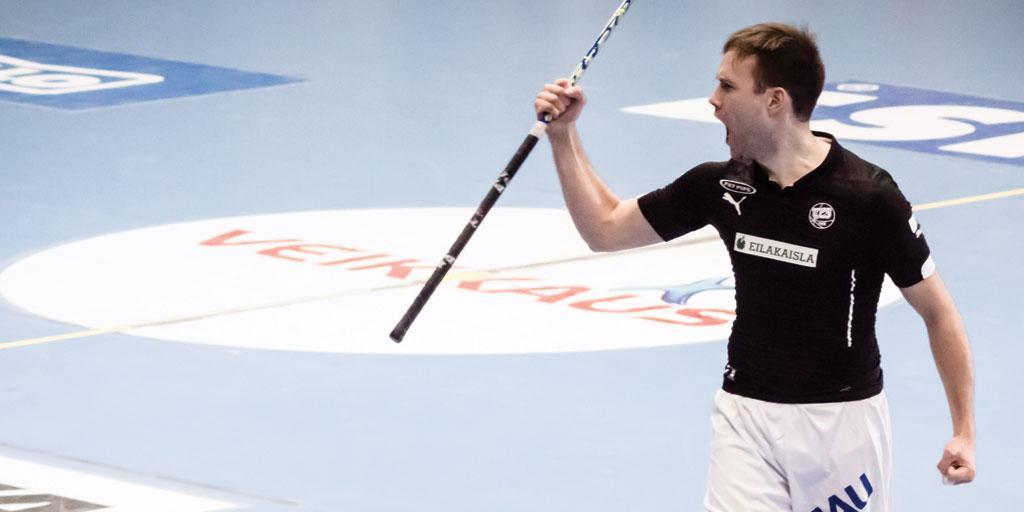 Joni Haapamäki - Kuva: Anssi Koskinen