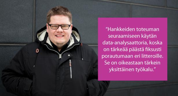 Moduls Oy - Mikko Sahikallio