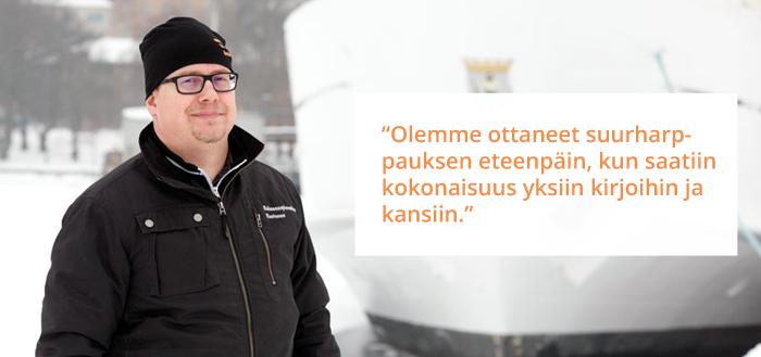 Rakennuspinnoitus Rantanen Oy - Sami Rantanen