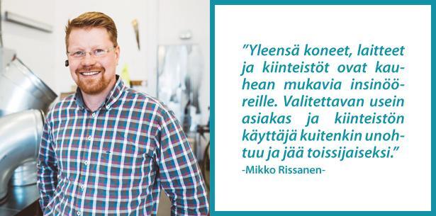 Kelvitec Oy- Mikko Rissanen