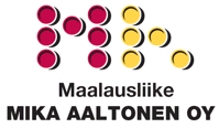 Maalausliike Mika Aaltonen Oy - logo | Adminet kokemuksia - Admicom