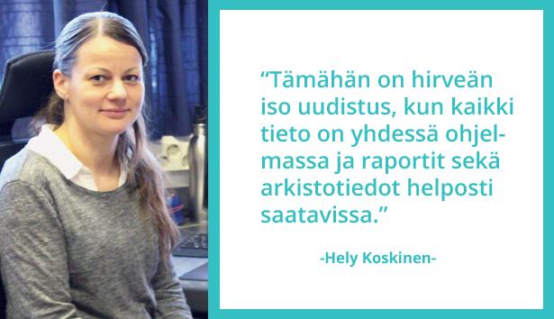 Koskisen Peltikate Oy - Hely Koskinen - Teollisuuden Maailma 1/2017 - Admicom