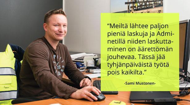 WeldOne Oy - Sami Mustonen - Teollisuuden Maailma 1/2017 - Admicom