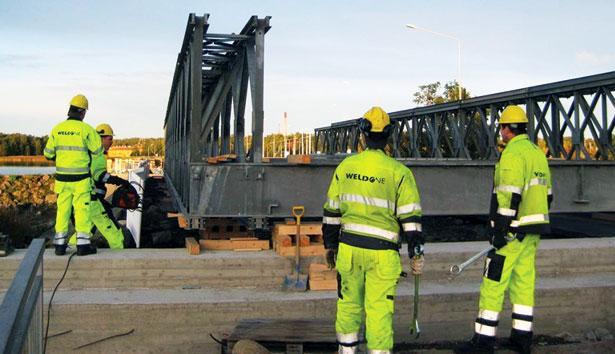 WeldOne Oy - Silta - Teollisuuden Maailma 1/2017 - Admicom Oy