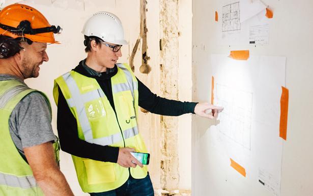 Rakennustyö Salminen Oy - Admicom asiakaslehti