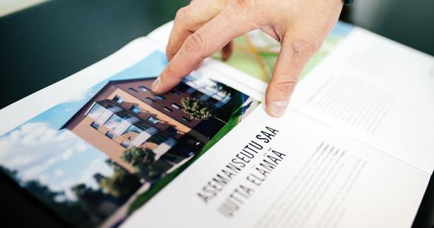 Rakennustyö Salminen Oy - Arialaakso - Admicom asiakaslehti