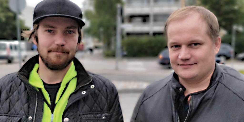 Valosel Oy - Sebastian Wargh ja Antti Paloniemi