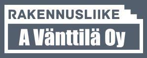 Rakennusliike A Vänttilä - logo | Adminet kokemuksia - Admicom