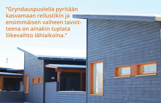 Rakennusliike A Vänttilä Oy - Kohdekuva - Admicom asiakaslehti