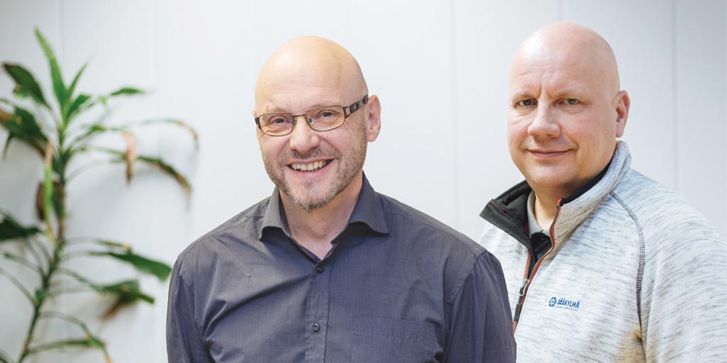 Suomen Jääkylmä Oy - Admicom asiakaslehti