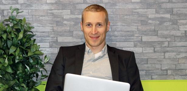 Antti Seppä - Admicom Oyj