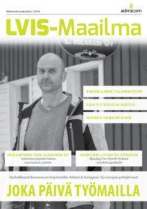 Admicom LVIS-Maailma 1/2018
