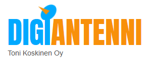 Digiantenni Toni Koskinen - logo | Adminet kokemuksia - Admicom