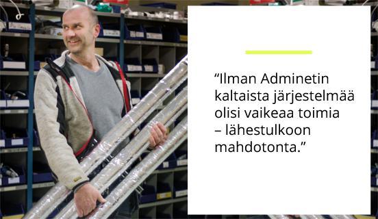 Vesijohtoliike Hilakari & Kumppani Oy - Harri Kupiainen - LVIS-Maailma