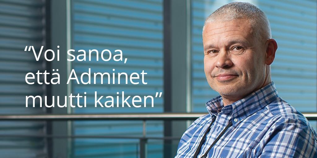 Sähköpare Oy - Jari Ellonen | LVIS-Maailma - Admicom asiakaslehti