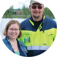 Rakennusliike Matti Nykänen - Heikki Nykänen & Elina Häkkinen | Adminet kokemuksia