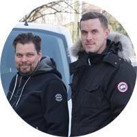 Ivtek - Teemu Vilander ja Juhapekka Savimäki - Adminet kokemuksia