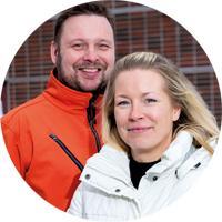 Laatulattiat Uusimaa Oy - Sami ja Katri Järvensivu - Adminet kokemuksia rakennusala - Admicom
