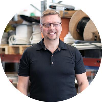TakuuSähkö - Tommi Valtonen - Adminet kokemuksia sähköalan ohjelmistosta