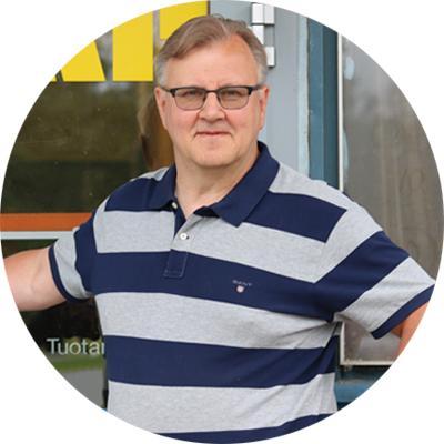 OMP Group Oy - Vesa Korkiakoski - Adminet kokemuksia teollisuuden toiminnanohjausjärjestelmä