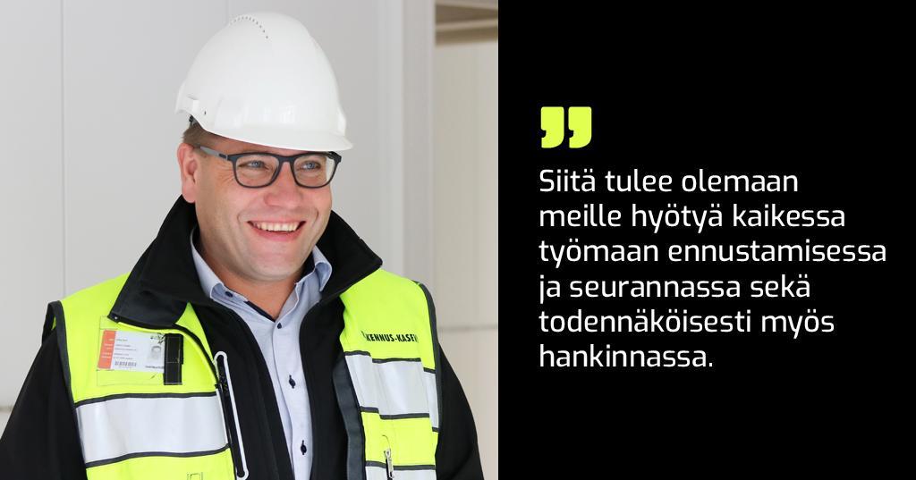 Rakennus-Kaseva Oy - Ville Kari - Admicom