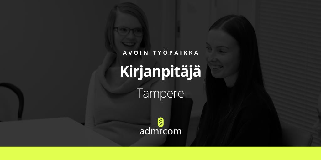2020-05-20 - Kirjanpitäjä - Tampere