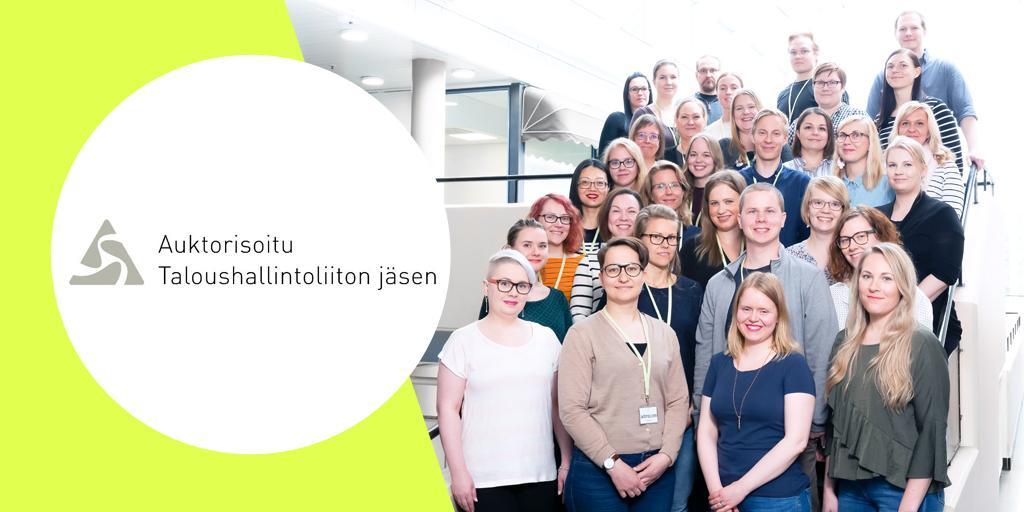 Admicom Finland Oy - Auktorisoitu tilitoimisto 2020