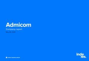 Inderes / Company Report - Admicom Oyj 5/2020