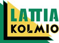 Lattiakolmio - logo
